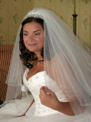 brides with veils - tips and ideas