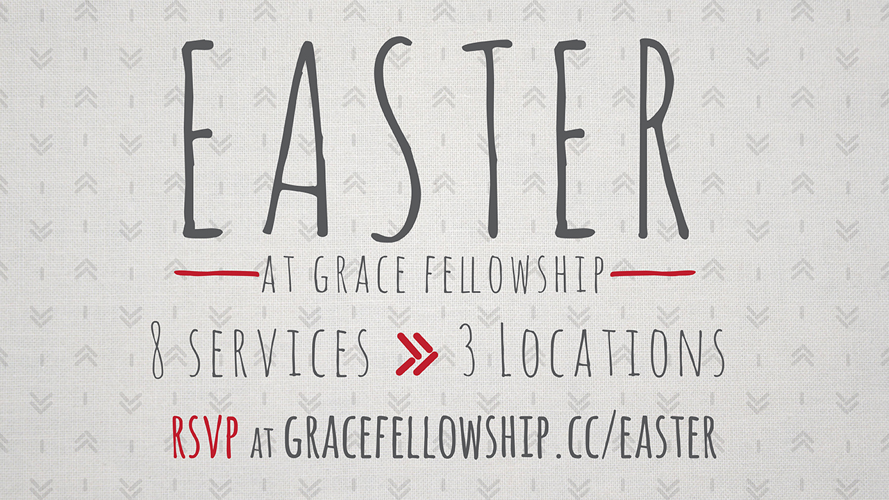 All Events — Grace Fellowship