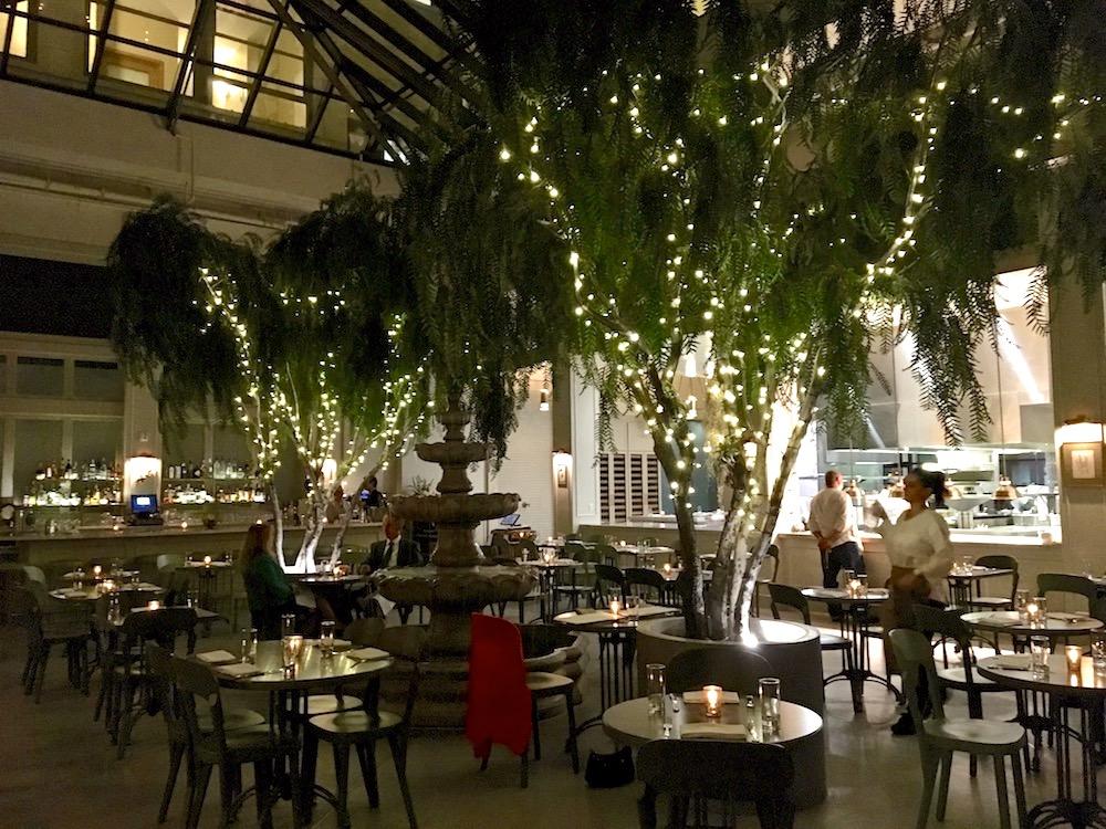 Downtown Los Angeles Restaurants 2017