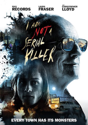 I Am Not A Serial Killer : serial, killer, SERIAL, KILLER, (2016), CULTURE, CRYPT