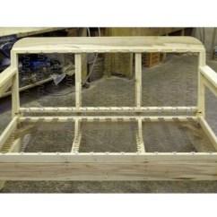 Wood Frame Sofa Designs Slim Beds Uk Design 101 Construction Regan Billingsley Interiors
