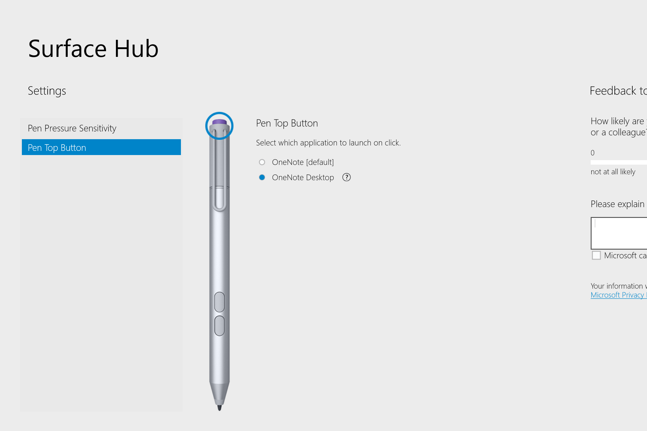 UPDATED: Surface Pro 3 pen control app now available for