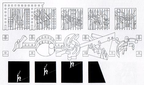 MAIN Prjkt Series 11 Weeks Tschumi 1981