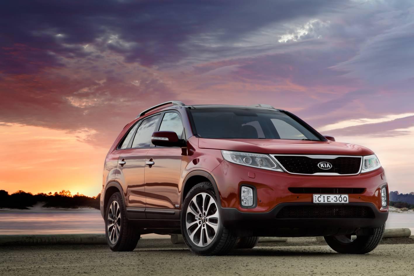 Should I Buy A Kia Sorento, Hyundai Santa Fe, Holden