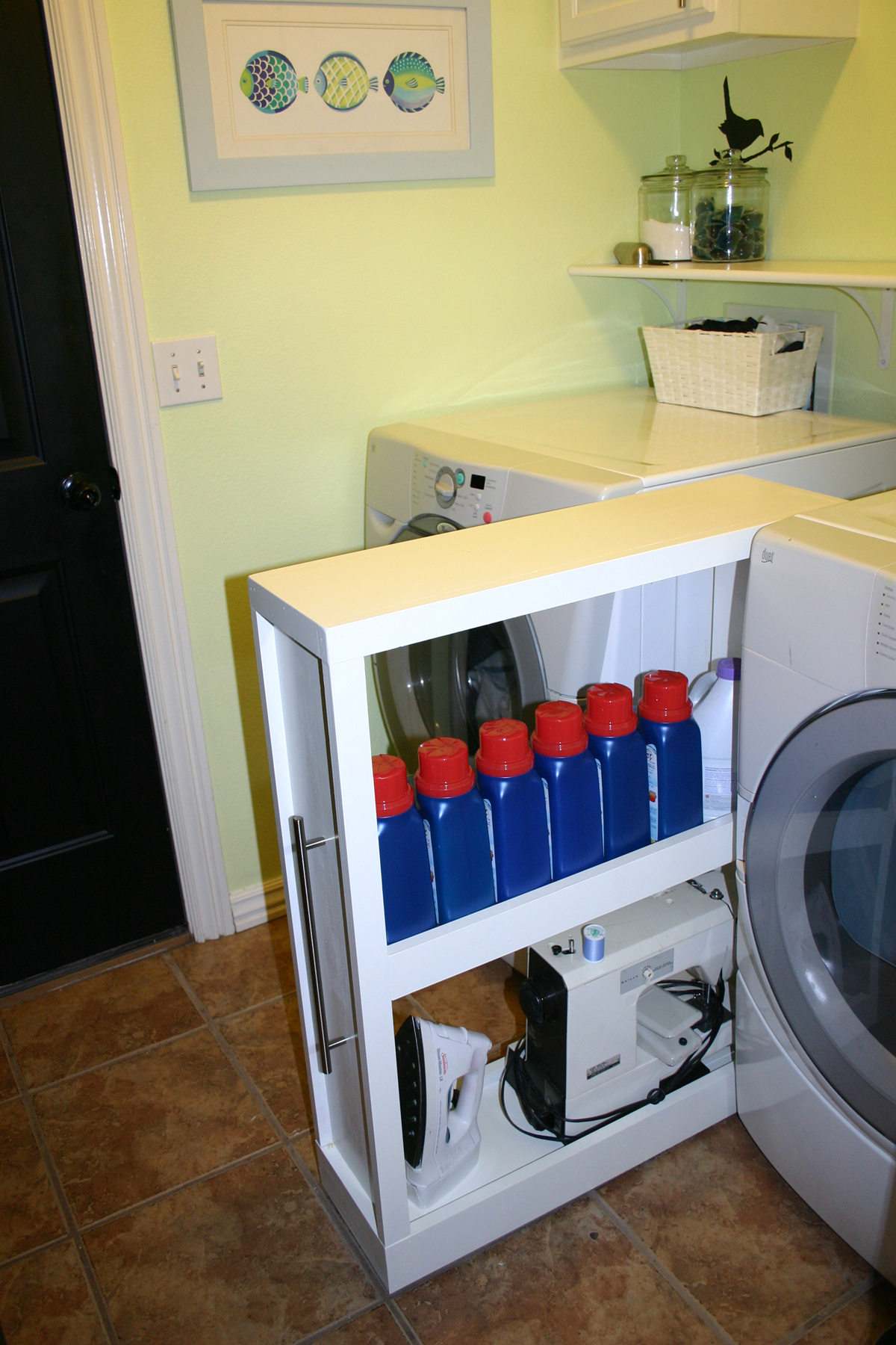 Laundry room reveal UPDATED  Beckwiths Treasures