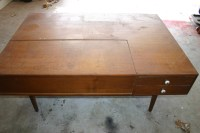Drexel Declaration Mid Century coffee table...  Beckwith ...