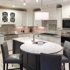 Kitchen Displays Track Lighting For Island Come Visit Our New Showroom Recommended By Walt Perkins