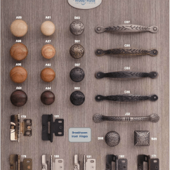 Kitchen Cabinets Hinges Replacement Target Storage Wood-mode Brookhaven Hardware — Associates ...