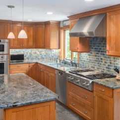 Kitchen Remodle Sink Ikea Ocean Inspired Remodel In Bolton Ma Associates Massachusetts Remodeling