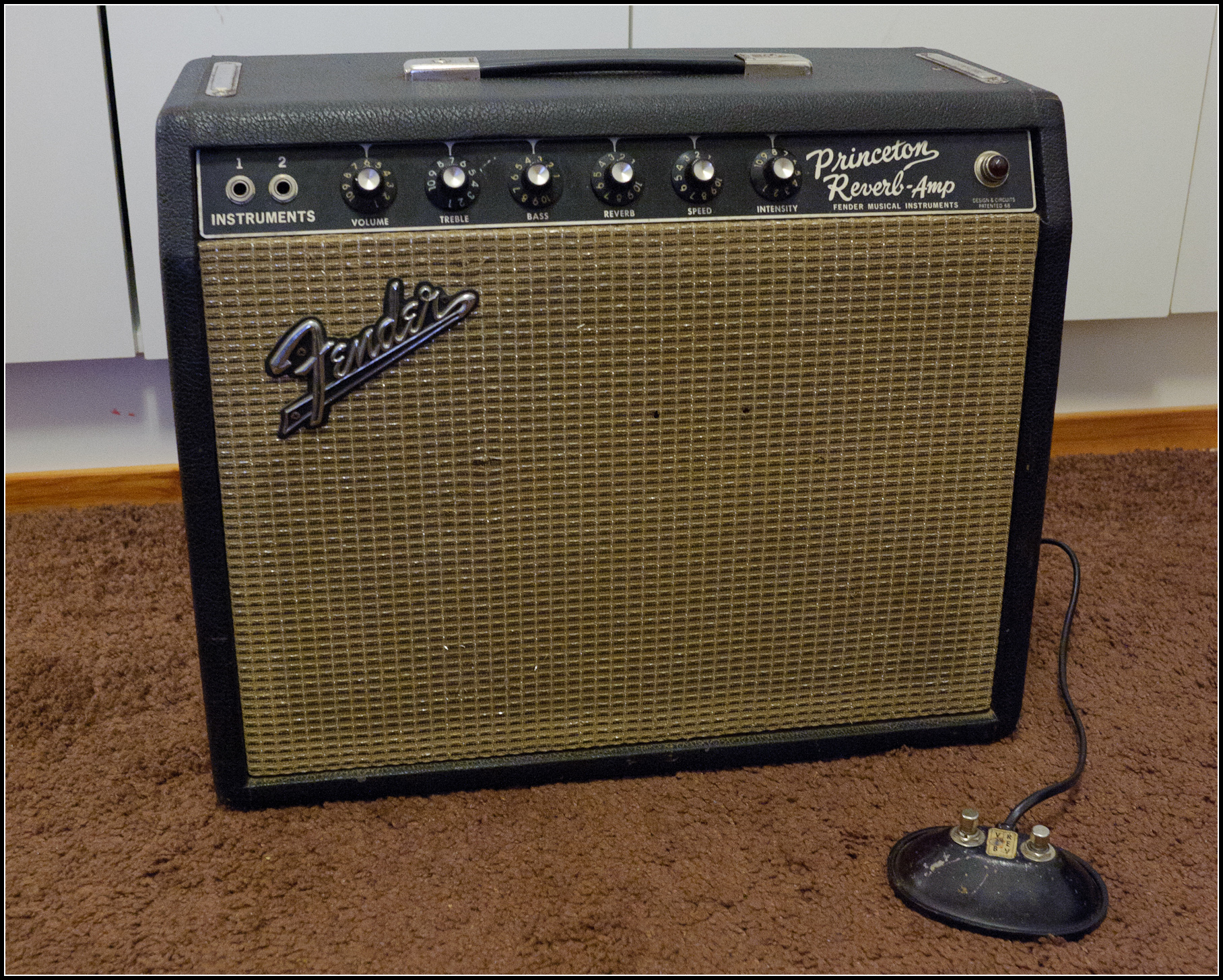 hight resolution of the history of the fender princeton amp