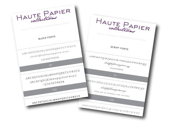 Blog — Haute Papier