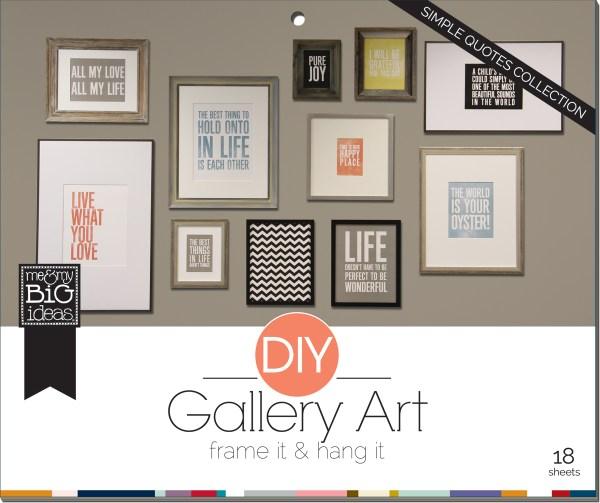 Diy Art Pads & Big Ideas
