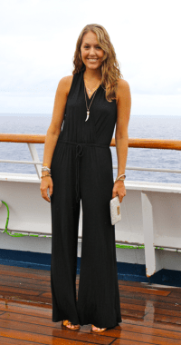 Cruise Diary: What I Wore, Part 1  J's Everyday Fashion