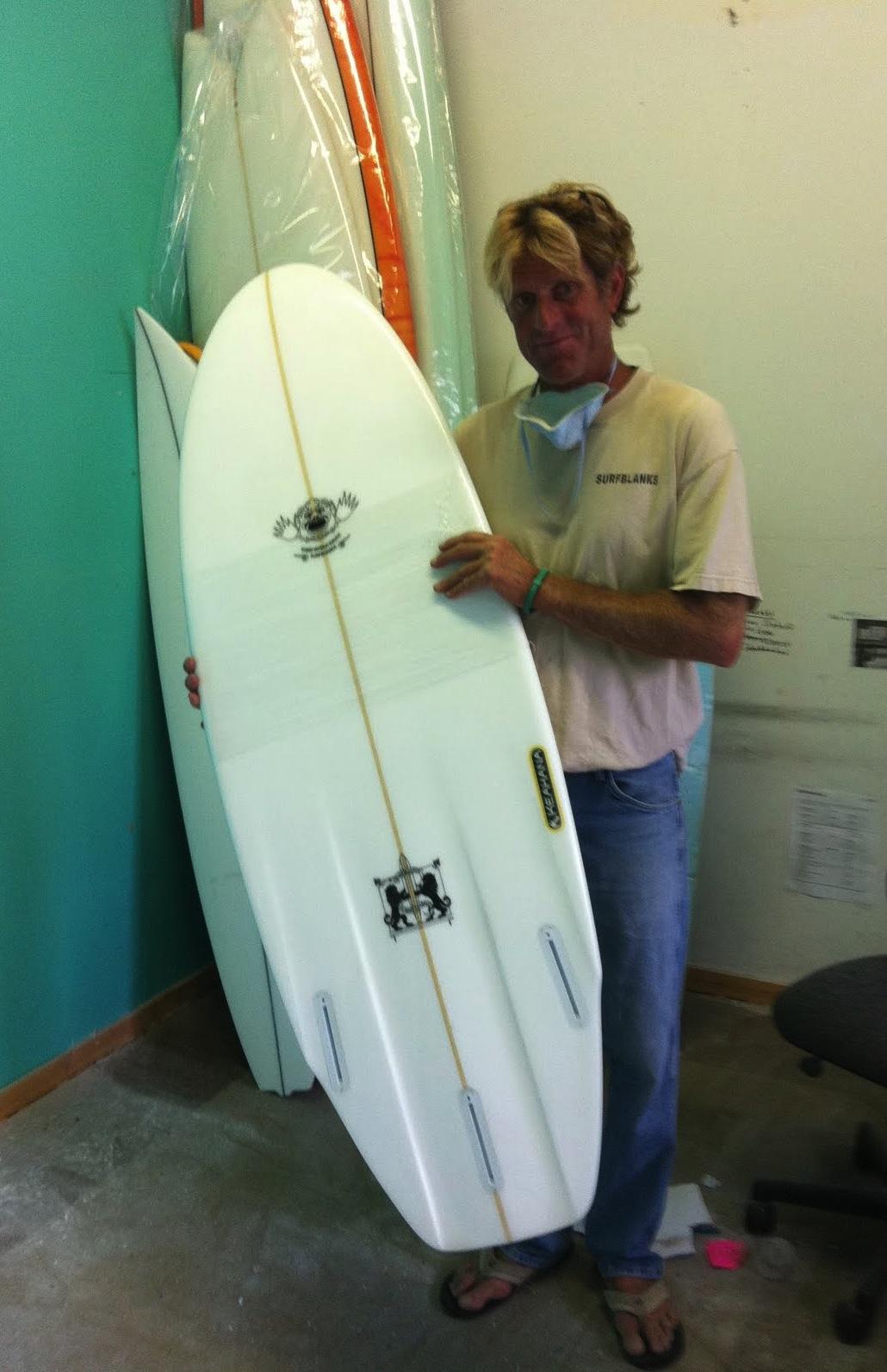 Larry Mabile  Sea Sick Surf Shop