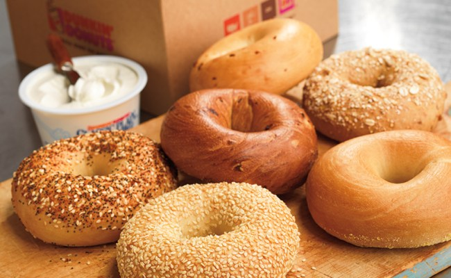 Dunkin Donuts Everything Bagel Ingredients