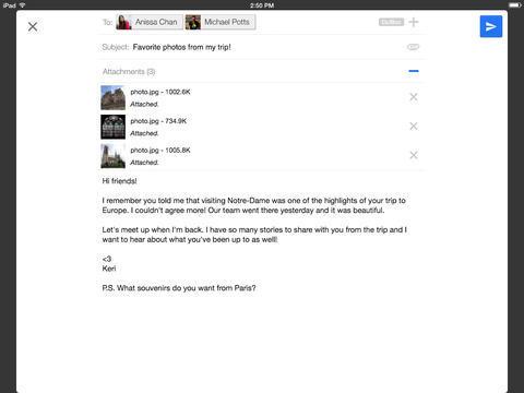 Full Screen στο iPad