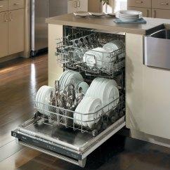 Kitchen Dishwashers Modern Undermount Sink Evvive Home Appliances Jpg