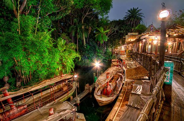 Welcome To The Jungle Cruise  Cass  Merlune Quirky
