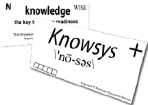 Overview — Knowsys Educational Services