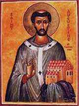 Saint Augustine of Canterbury