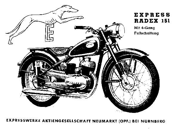 Express Radex — Classic Velocity