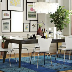 Scoop Back Dining Room Chairs Chair Rental Columbus Ohio Farm Table And The Place Home By West Elm