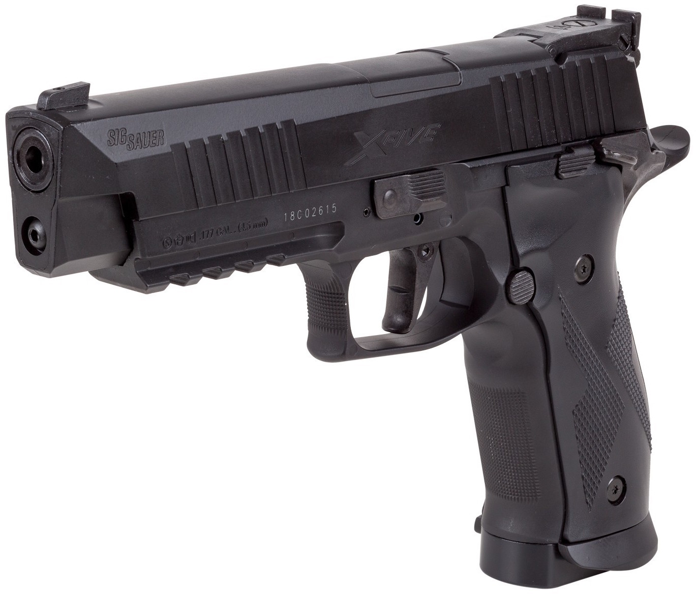small resolution of sig sauer x five asp left side angle jpg