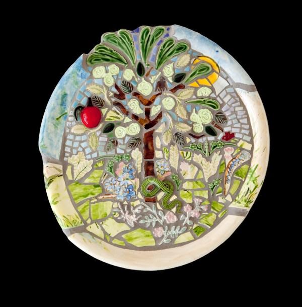 Food And Garden Elizabeth Santa Barbara Mosaics