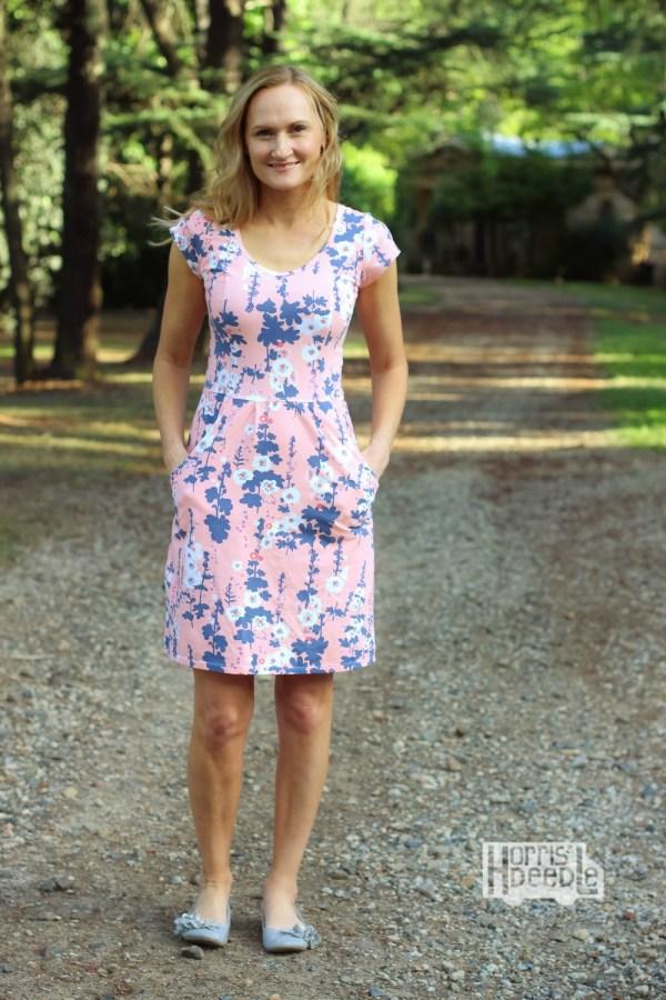 Charleston Dress Hey June Handmade Pattern Revolution