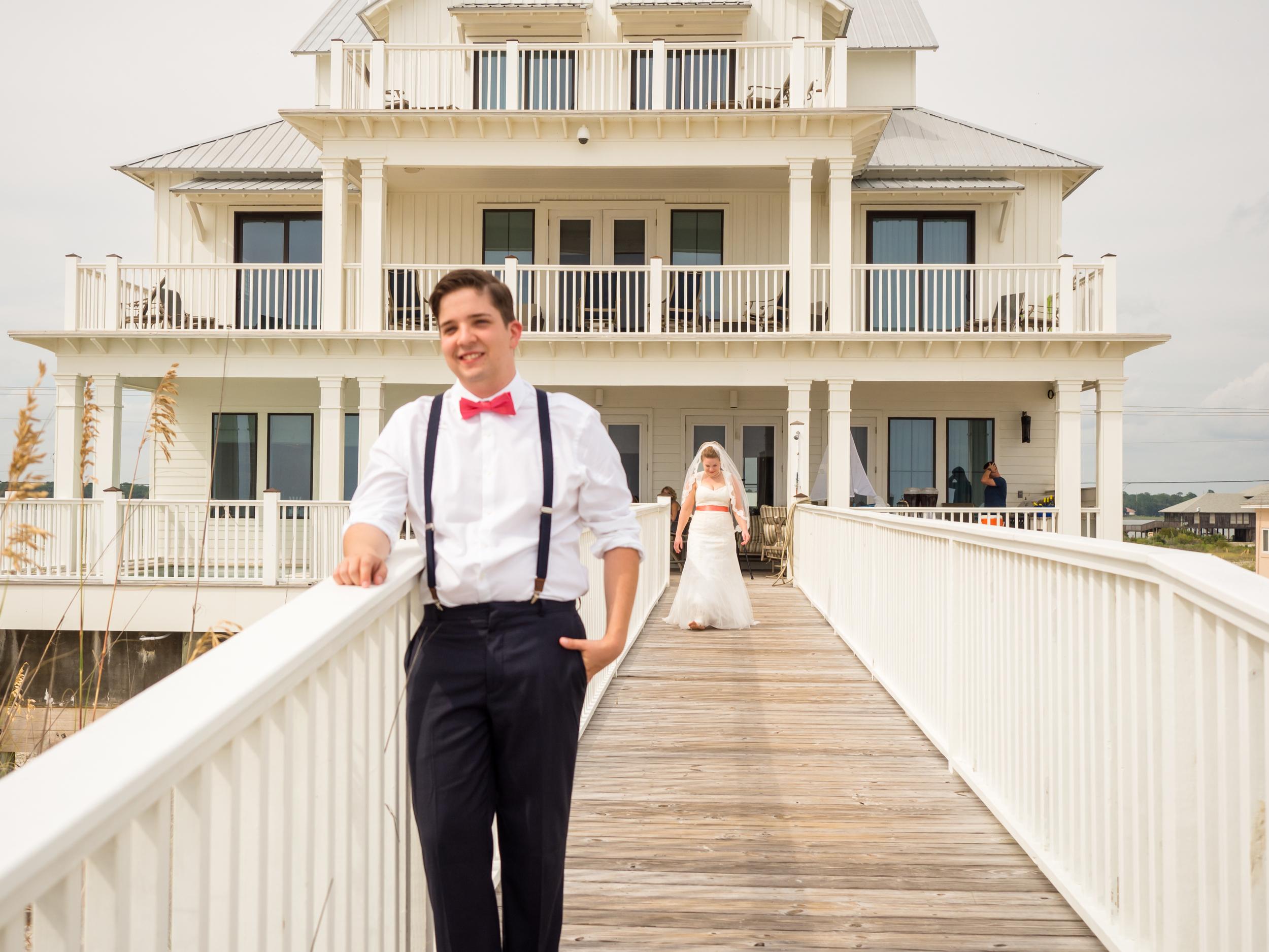 Sand Dollar Beach Weddings and Receptions