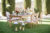 Farm to Table Chic : Outdoor Wedding Theme for Fall Weddings
