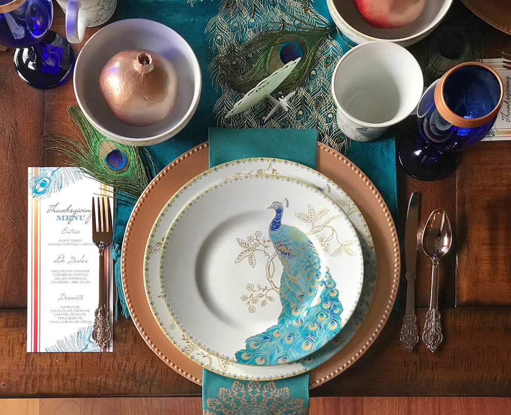 Plate Setting Ideas