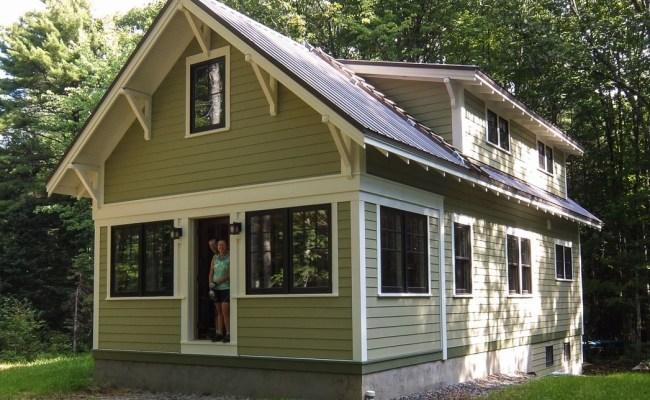 A New England Quercus The Small House Catalog