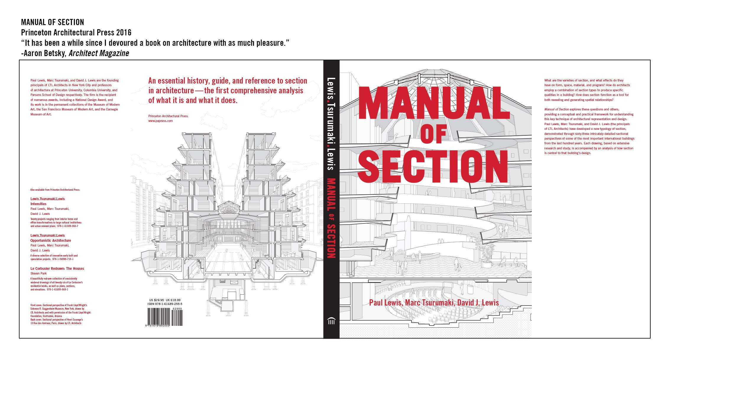 hight resolution of manual of section