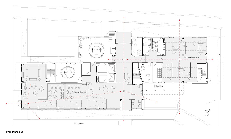 Gallaudet University Residence Hall — LTL Architects