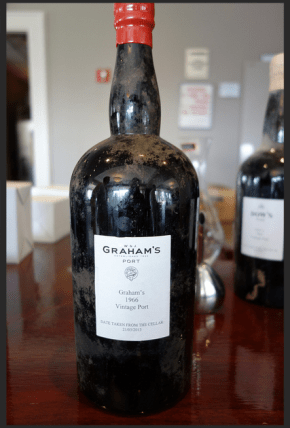 Graham's 1966 Vintage Port | Foodable WebTV Network