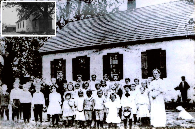 Historical photos of Forwood Schoolfrom the State Board of Education Photograph Collection