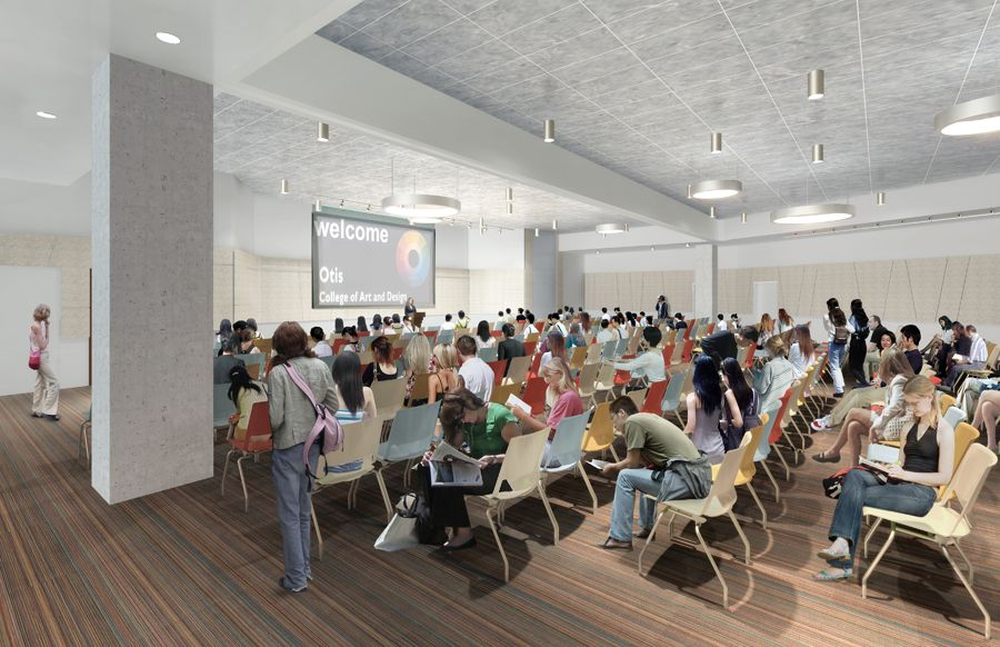Otis College Of Art And Design Expanding Westchester Campus