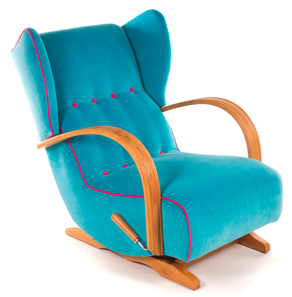 Banana Rocker Chair Gallery Crowther Sons