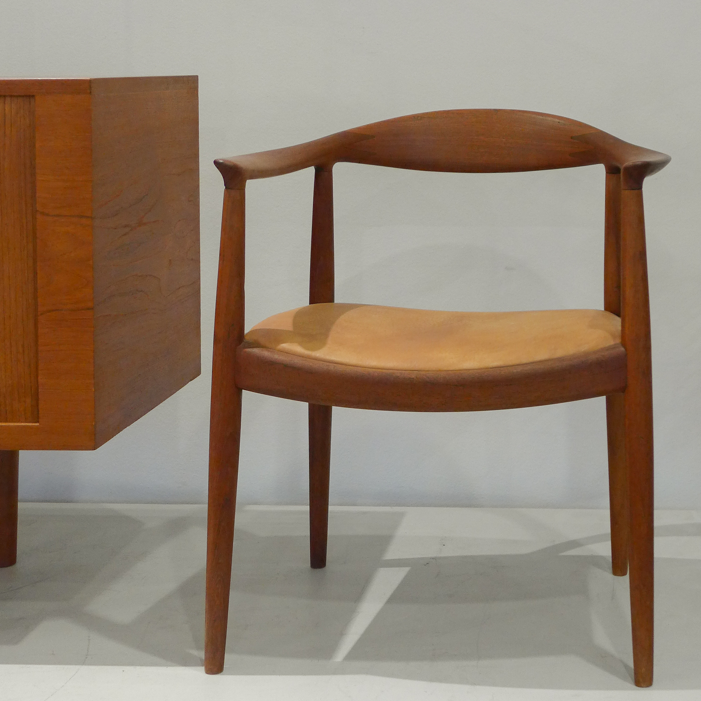 Danish Chair Design Classic The Chair By Hans Wegner 1949 Danish Design Review