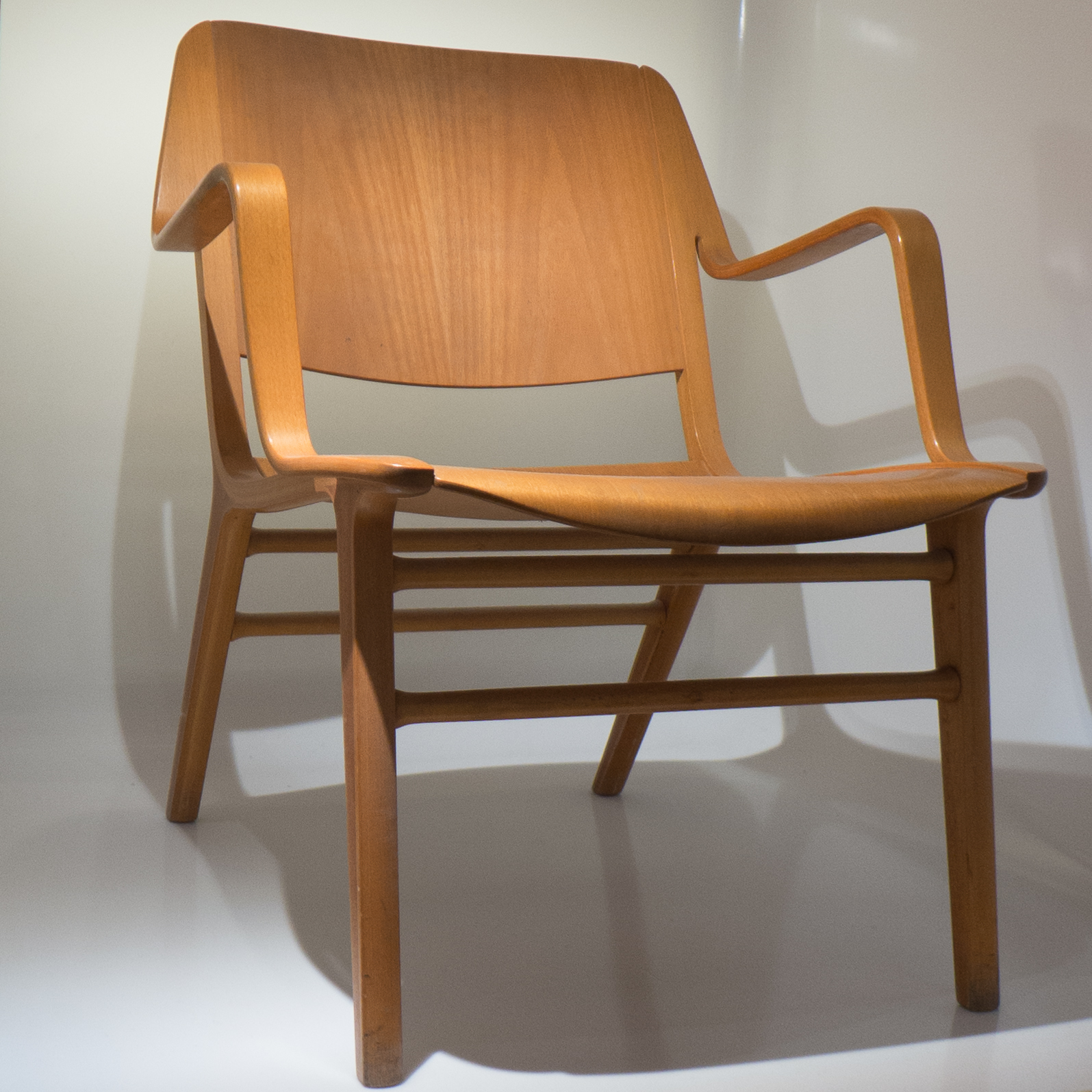 Danish Chair Ax Chair By Peter Hvidt And Orla Mølgaard Nielsen 1947 Danish