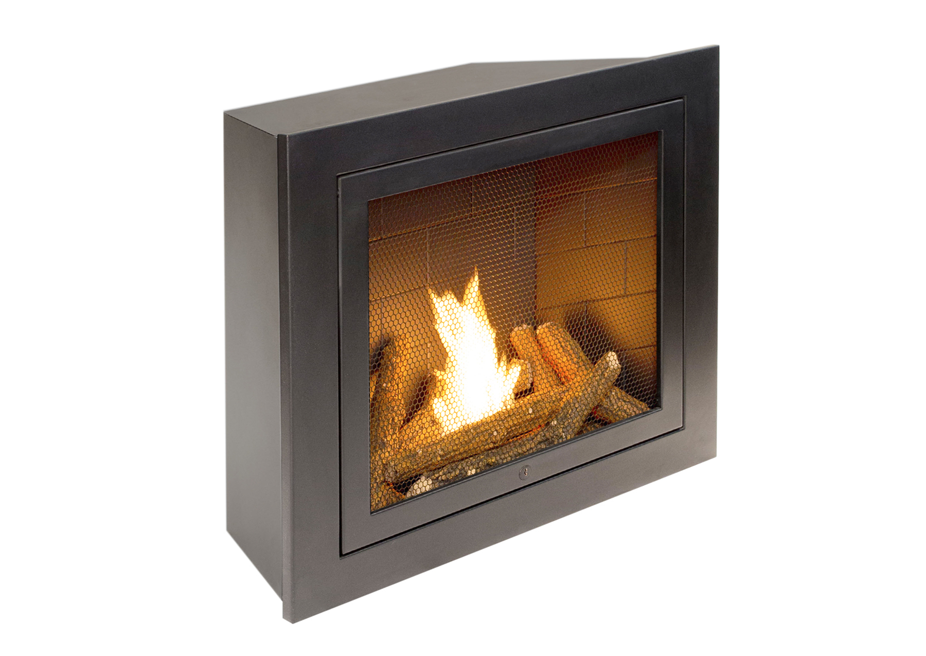 Small Fireplace Insert