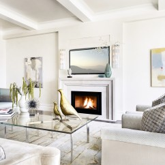 Small Living Room Fireplace Tv Wall Divider In Mounting A Over