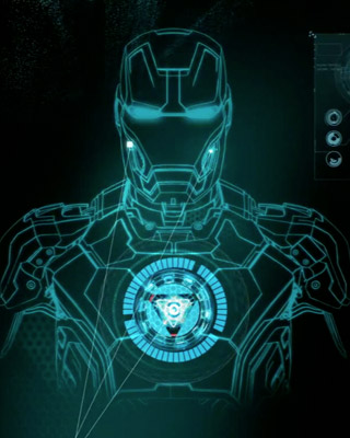 3d Hologram Wallpaper For Pc Download Marvel S Jarvis Phone App Today Geektyrant