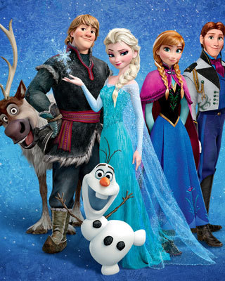 Review Disneys FROZEN Perfect For The Whole Family