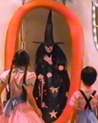Watch Tim Burtons Lost HANSEL AND GRETEL Short GeekTyrant