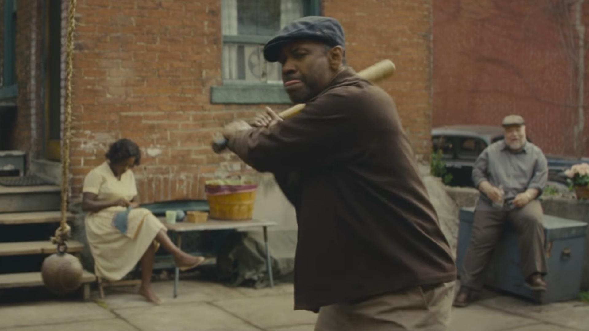 Heavy New Trailer for Denzel Washingtons FENCES  GeekTyrant