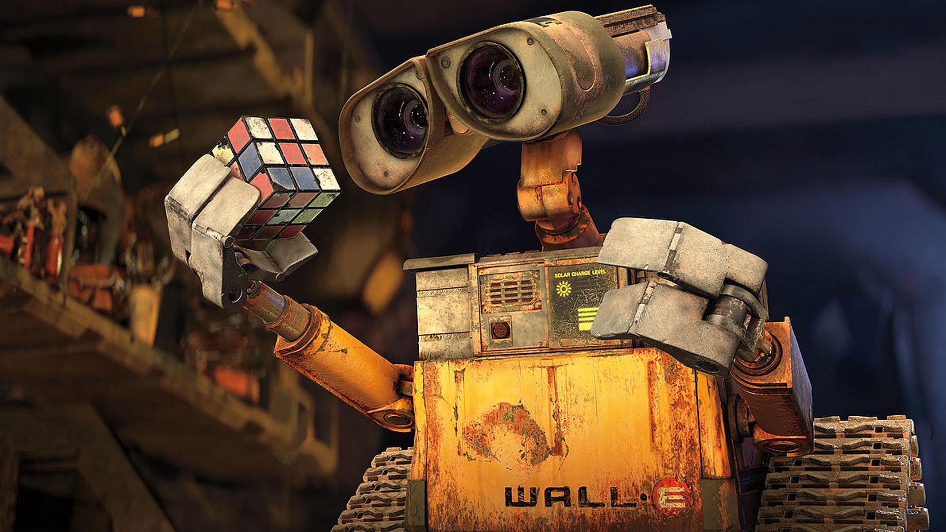 Earthling Cinema Analyzes Pixar S Wall E Geektyrant