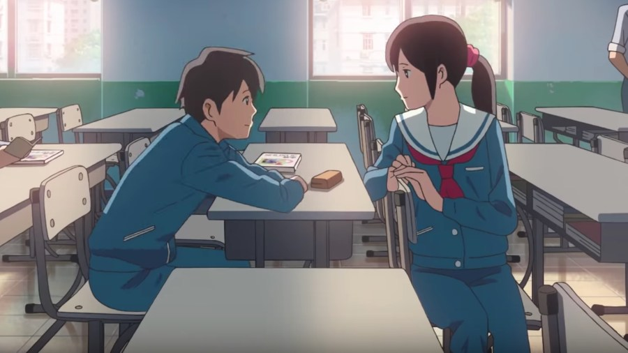 Trailer For Netflix\u0027s Anime Film FLAVORS OF YOUTH From The Studio Behind YOUR NAME
