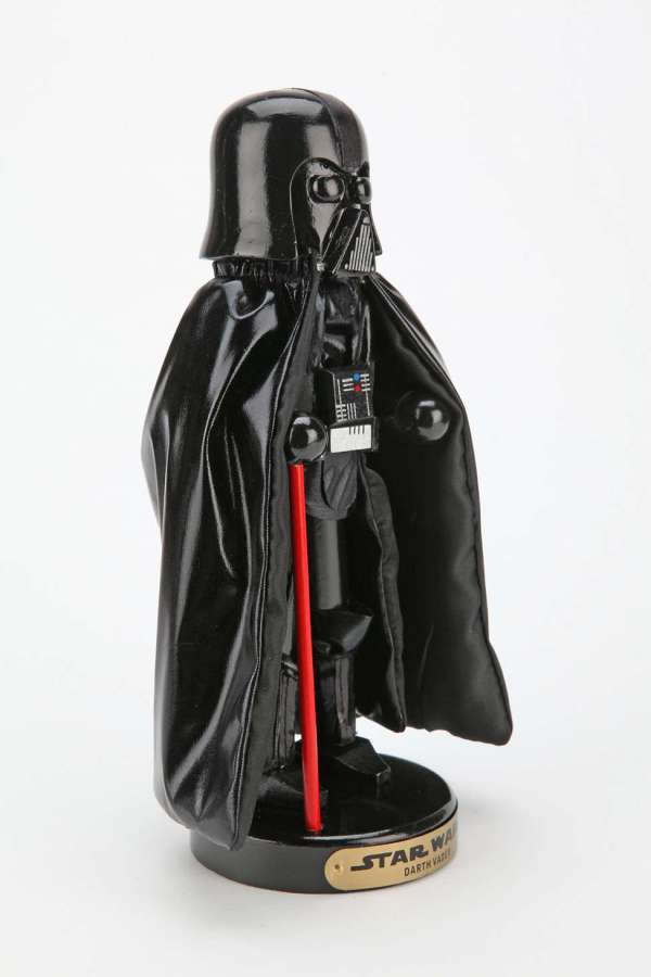 Darth Vader Nutcracker Geektyrant